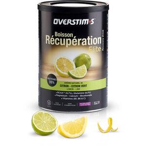 OVERSTIM.s Elite Recovery Drink 420g Lemon Lime