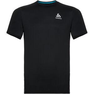 Odlo Element Light SS T-Shirt Herren black black