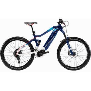HAIBIKE SDURO FullLife LT 7.0 Blau/Weiß bei fahrrad.de Online