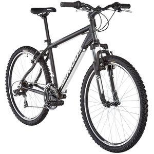 "Serious Rockville 26"" matt black/white bei fahrrad.de Online"