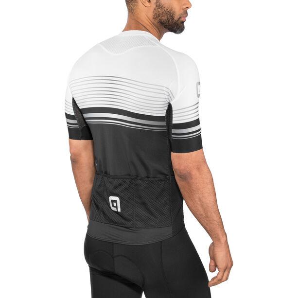 Alé Cycling Graphics PRR Slide SS Jersey Herren black-white