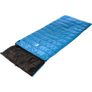 Alvivo Ibex Dream Light Sleeping Bag türkis/schwarz