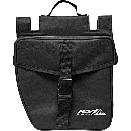 Red Cycling Products Double Urban Bag Gepäckträgertasche bei fahrrad.de Online