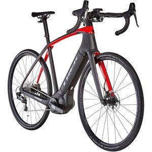 Trek Domane SL 6+ matte black/gloss red matte black/gloss red
