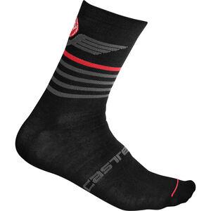 Castelli Lancio 15 Socken black black