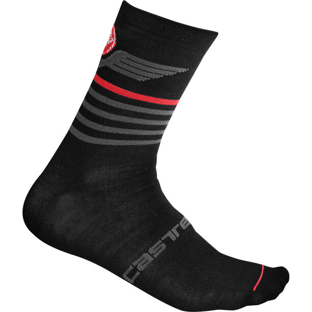 Castelli Lancio 15 Socken black