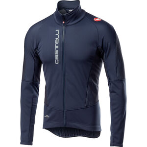 Castelli Mortirolo V Jacket Herren dark/steel blue dark/steel blue