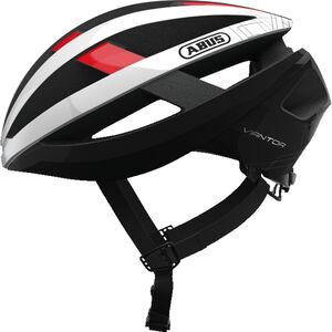 ABUS Viantor Road Helmet blaze red blaze red