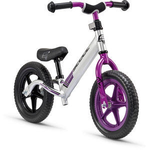 s'cool pedeX race light Anodized Silver/Purple bei fahrrad.de Online