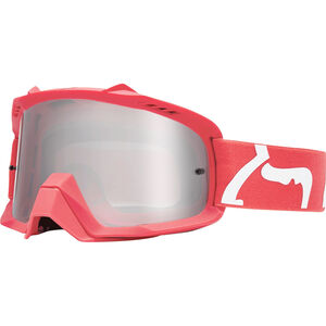Fox Air Space Race Goggles red red
