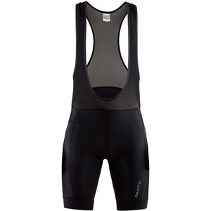 Craft Rise Bib Shorts Herren black black