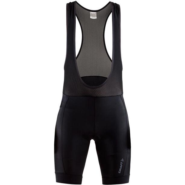 Craft Rise Bib Shorts Herren black