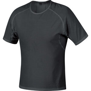 GORE WEAR M Base Layer Shirt Herren black black