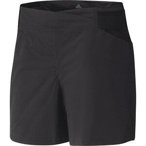 adidas TERREX Agravic Running Shorts Damen black black