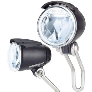 Busch + Müller Lumotec IQ Cyo N plus LED-Scheinwerfer schwarz schwarz
