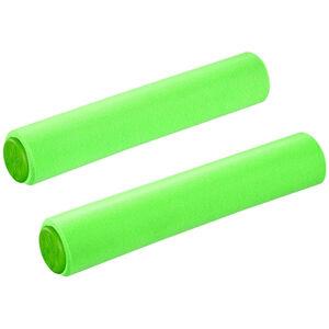 Supacaz Siliconez MTB Griffe neon grün neon grün