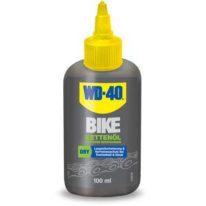 WD-40 BIKE Kettenöl Trocken 100ml bei fahrrad.de Online