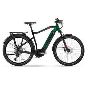 HAIBIKE SDURO Trekking 8.0 Herren black/red/kingston black/red/kingston
