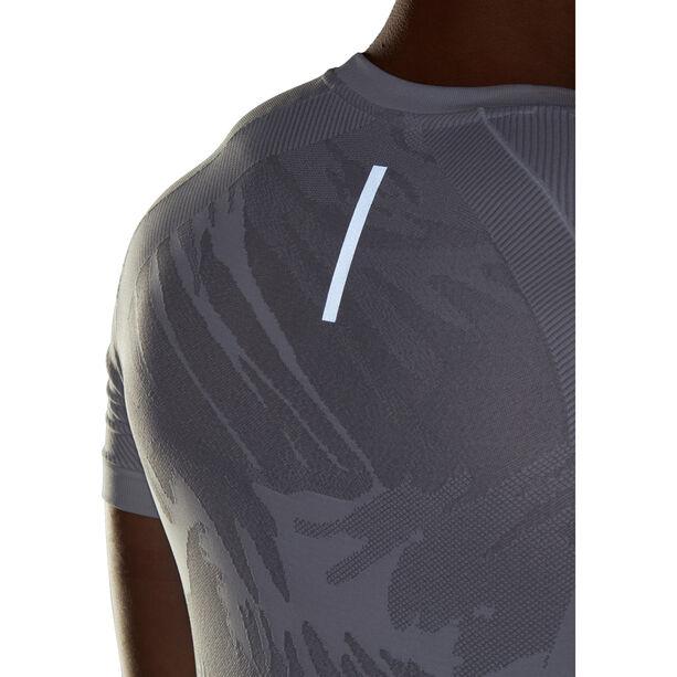 adidas Ultra Primeknit Parley T-Shirt Herren cloud white/grey two
