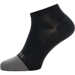 GORE WEAR M Light Short Socks black/graphite grey