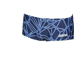 arena Carbonics Pro Low Waist Shorts Herren navy/neon blue navy/neon blue