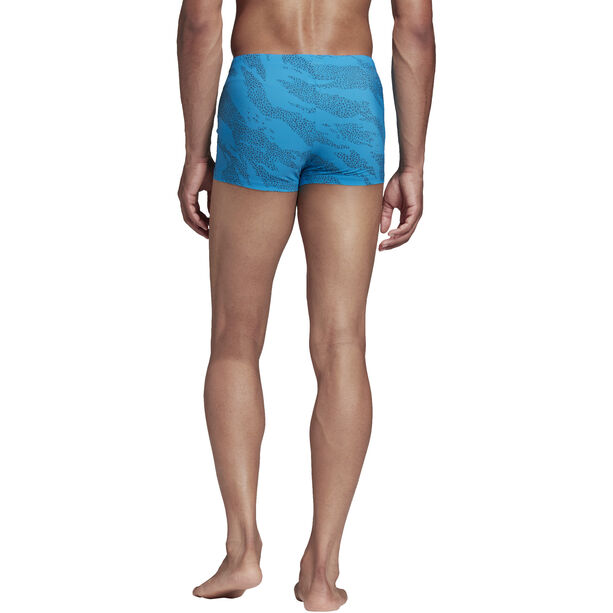 adidas P.Blue Boxer Herren sharp blue/white