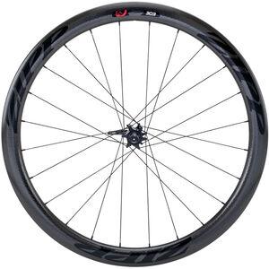 Zipp 303 Firecrest V3 Carbon Clincher VR 18 Loch black/black stickers bei fahrrad.de Online