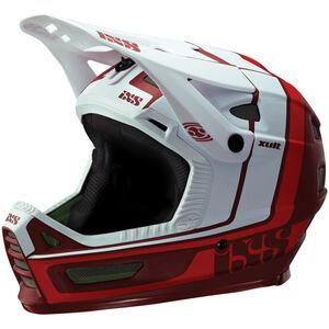 IXS Xult Fullface Helmet night red/white night red/white