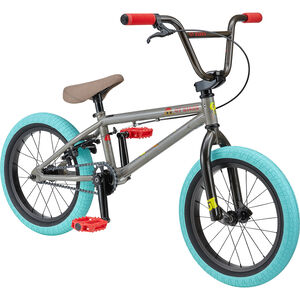 """GT Bicycles Performer 16"""" glossy raw/multicolor glossy raw/multicolor"""