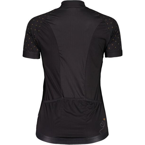 Maloja PortaM. Shortsleeve Bike Jersey Damen moonless