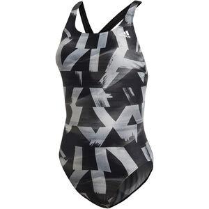 adidas Fit AOP Swimsuit Women black/gresix bei fahrrad.de Online