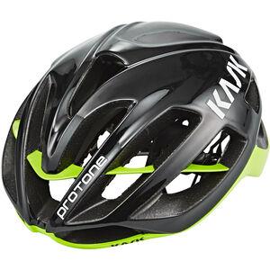 Kask Protone Helm schwarz/grün schwarz/grün