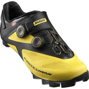Mavic Crossmax SL Ultimate Shoes Unisex Yellow Mavic/Black/Black bei fahrrad.de Online