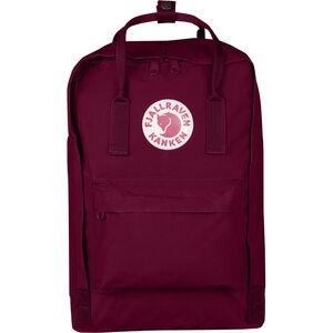 "Fjällräven Kånken Laptop 15"" Backpack plum plum"
