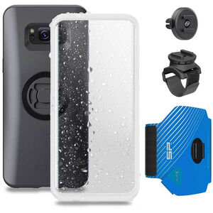 SP Connect Multi Activity Bundle S8+/S9+ schwarz-transparent-blau schwarz-transparent-blau
