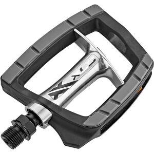 XLC Comfort PD-C09 Pedale schwarz/silber schwarz/silber