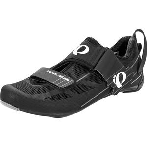 PEARL iZUMi Tri Fly Select v6 Shoes Herren black/shadow grey black/shadow grey