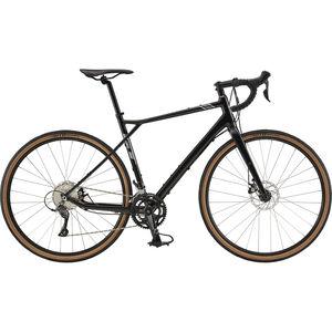 GT Bicycles Grade Elite Herren satin black/grey/gunmetal satin black/grey/gunmetal