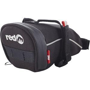 Red Cycling Products Turtle Bag Satteltasche L schwarz schwarz