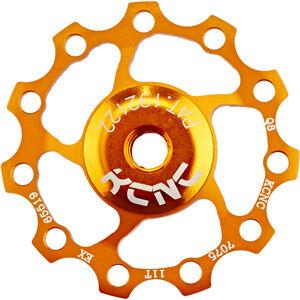 KCNC Jockey Wheel 11 Zähne SS Bearing gold