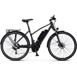 e-bike manufaktur 11LF Trapez XT Disc schwarz matt schwarz matt