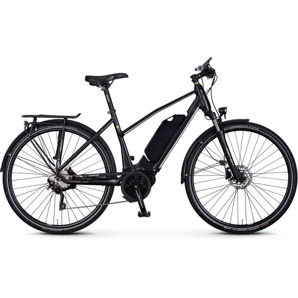 e-bike manufaktur 11LF Trapez XT Disc schwarz matt