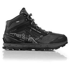 Altra Lone Peak 4 Mid RSM Running Shoes Herren black black
