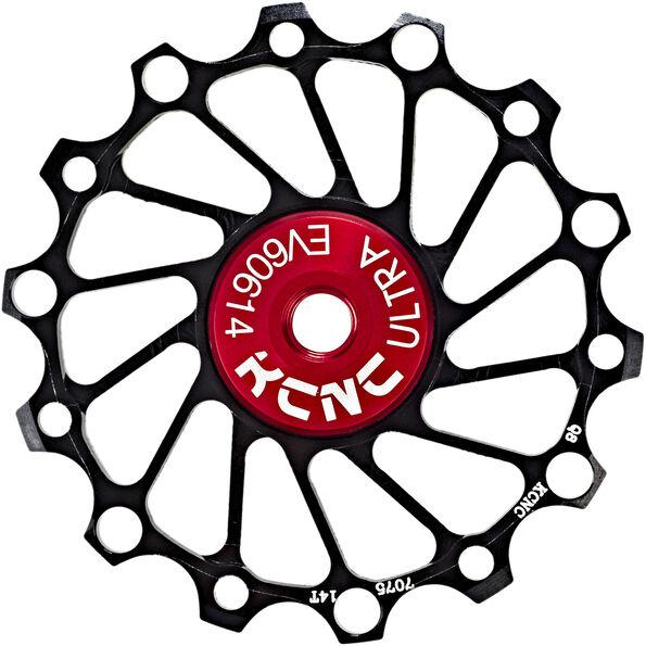 KCNC Jockey Wheel Ceramic Bearing Narrow Wide 14 Zähne