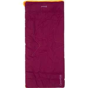 Outwell Champ Sleeping Bag Kinder beet red beet red