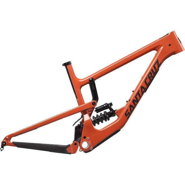 "Santa Cruz Nomad 4 CC DLX Coil Frame Set 27,5"" orange"