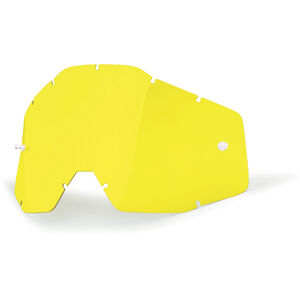 100% Replacement Lenses yellow-clear yellow-clear