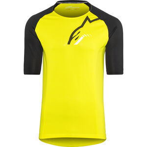Alpinestars Trailstar Shortsleeve Jersey Men acid yellow/black