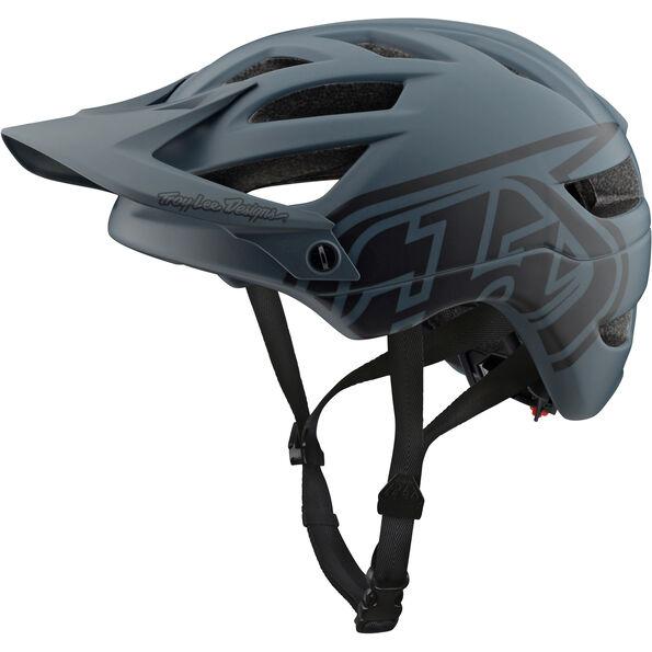 Troy Lee Designs A1 Helmet drone/gray/black