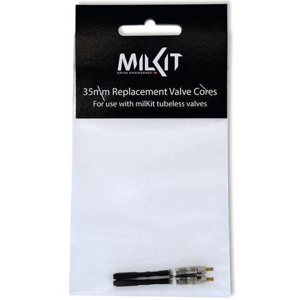 milKit Tubeless Ventileinsatz 35mm